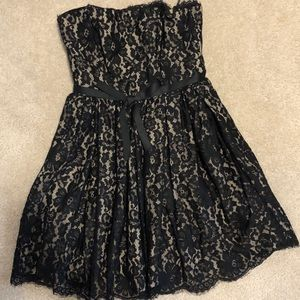 Strapless Lace Dress-Robert Rodriguez for Target